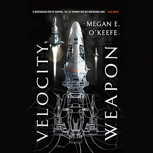 Velocity Weapon (AudiobookFormat, 2019, Hachette Book Group and Blackstone Audio)