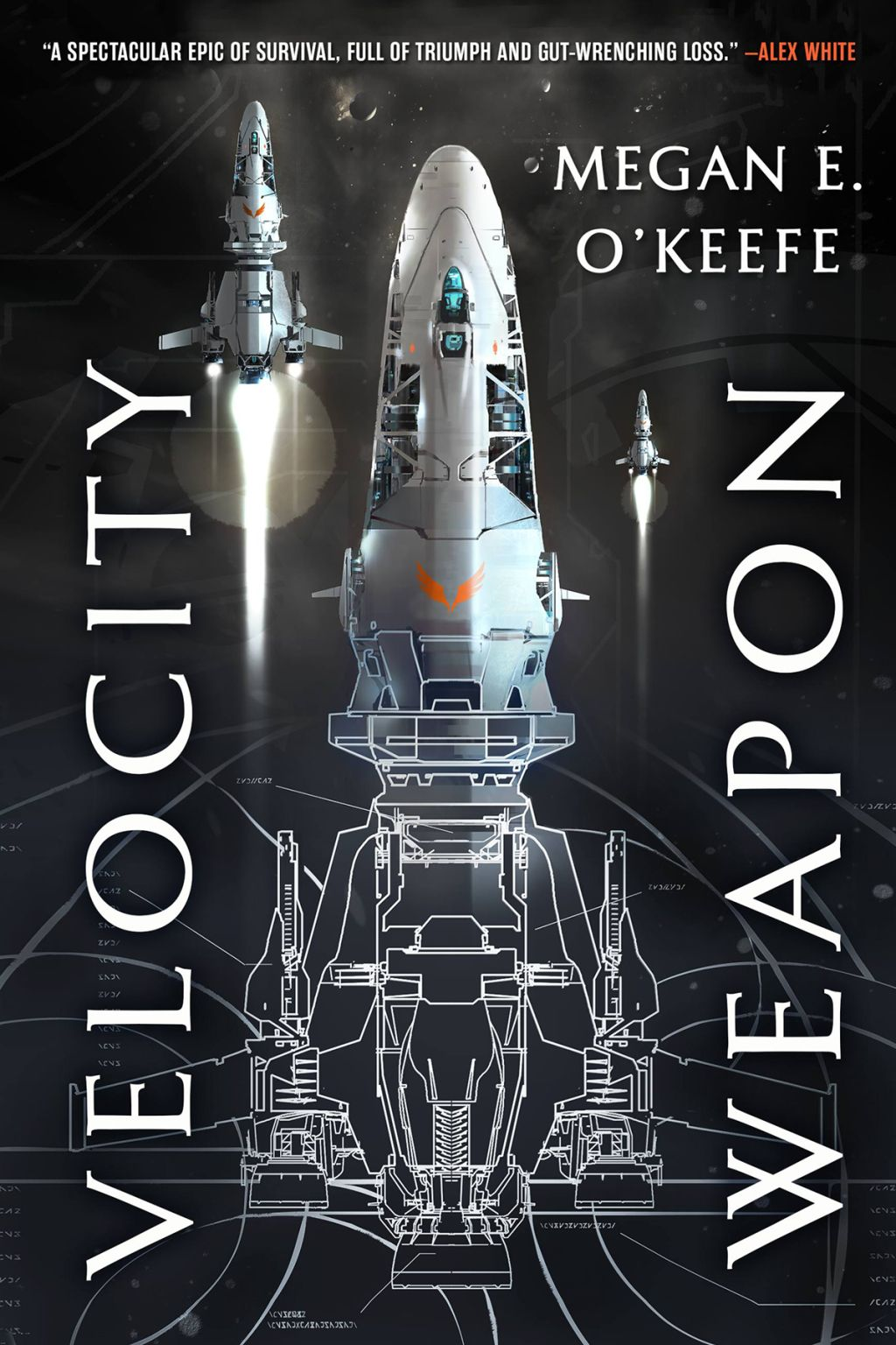 Velocity Weapon (2019, Little, Brown Book Group Limited)