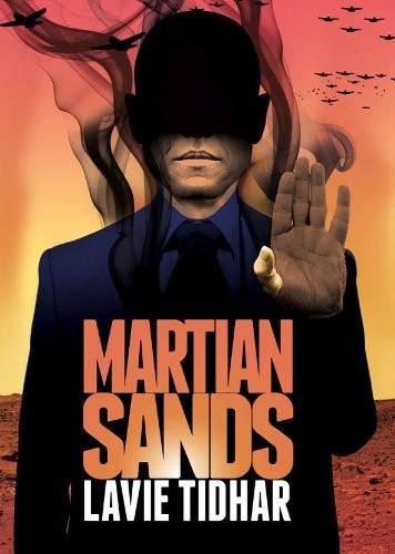 Martian Sands [hc] (hardcover, 2013, PS Publishing)