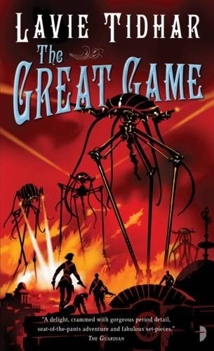 Great Game (2012, Angry Robot)